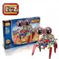 Конструктор LOZ Робот SPIDER