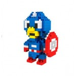 Конструктор LOZ Капитан Америка