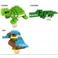 Мини конструктор LOZ серии Животные