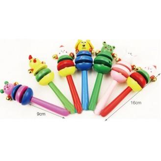Музыкальная игрушка- бубенчики