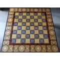 "Набор ""Мозайка"" 3в1: шахматы, нарды, шашки, 20х40см"