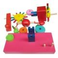 деревянная игрушка-конструктор Радуга